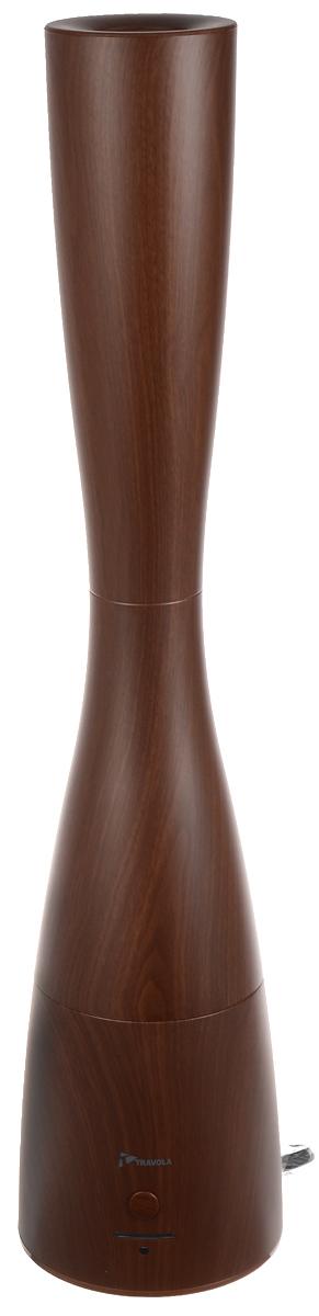 Travola GO-2850, Brown Wood увлажнитель воздухаGO-2850 brown woodУвлажнитель воздуха Travola GO-2850 сделает воздух в вашем доме чистым и свежим, а стильный декоративный дизайн станет хорошим украшением вашей комнаты. Устройство очень просто в использовании и обладает высокой надежностью и качеством. С помощью специального пульта можно с комфортом управлять прибором, не вставая с дивана. Среди дополнительных функций можно выделить ароматизацию воздуха, а также автоматическое отключение при отсутствии воды в резервуаре. * Победитель номинации «Лучшая собственная торговая марка в сегменте ONLINE» Премия PRIVATE LABEL AWARDS (by IPLS) —международная премия в области собственных торговых марок, созданная компанией Reed Exhibitions в рамках выставки «Собственная Торговая Марка» (IPLS) 2016 с целью поощрения розничных сетей, а также производителей продовольственных и непродовольственных товаров за их вклад в развитие качественных товаров private label, которые способствуют росту уровня покупательского доверия в России и СНГ.
