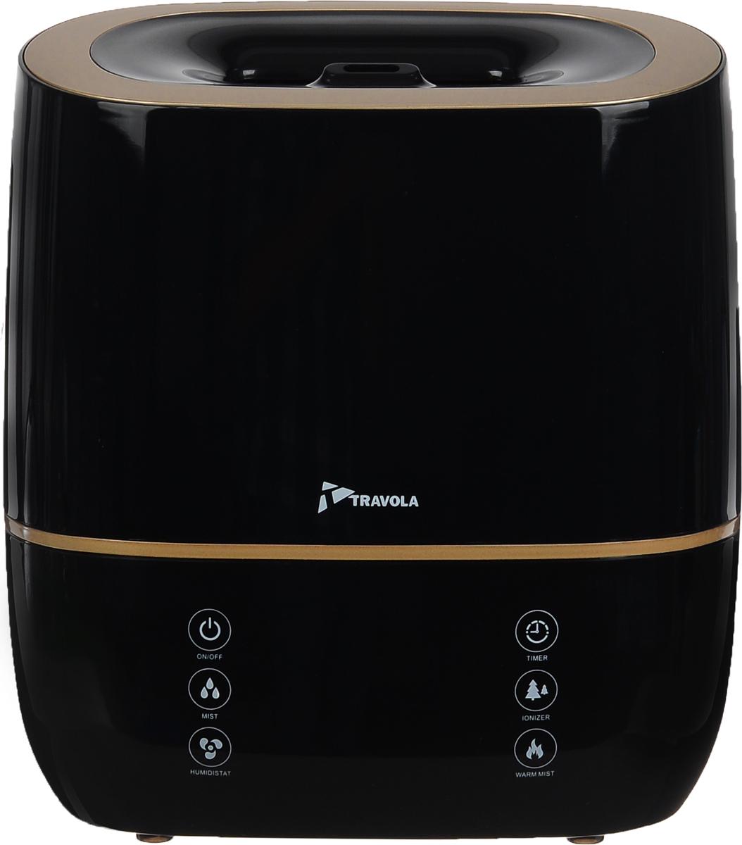 Travola GO-2845, Black Gold увлажнитель воздухаGO-2845 goldenУвлажнитель воздуха Travola GO-2845 сделает воздух в вашем доме чистым и свежим, а декоративный дизайн станет хорошим украшением вашей комнаты. Устройство очень просто в использовании и обладает высокой надежностью и качеством. С помощью специального регулятора можно изменять уровень влажности (имеется несколько уровней). Среди дополнительных функций можно выделить ионизацию воздуха, теплый и холодный пар, а также автоматическое отключение при отсутствии воды в резервуаре. Площадь увлажнения: до 20 м. * Победитель номинации «Лучшая собственная торговая марка в сегменте ONLINE» Премия PRIVATE LABEL AWARDS (by IPLS) —международная премия в области собственных торговых марок, созданная компанией Reed Exhibitions в рамках выставки «Собственная Торговая Марка» (IPLS) 2016 с целью поощрения розничных сетей, а также производителей продовольственных и непродовольственных товаров за их вклад в развитие качественных товаров private label, которые способствуют...