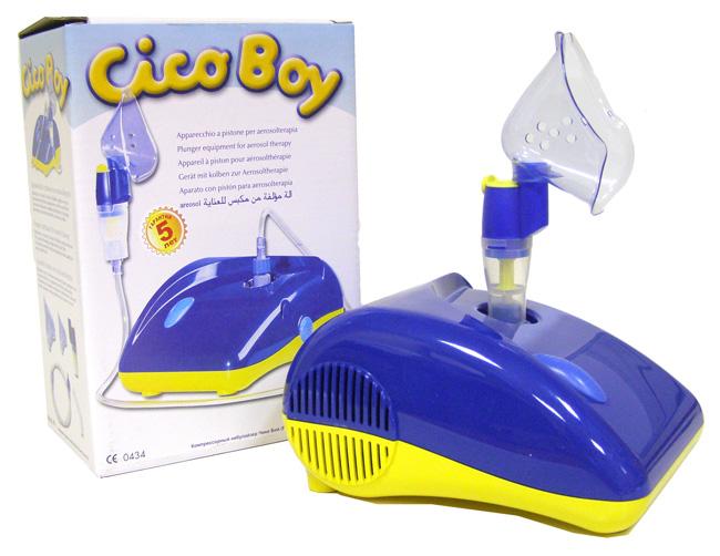 MED 2000 Ингалятор компрессорный CicoBoy (P4)