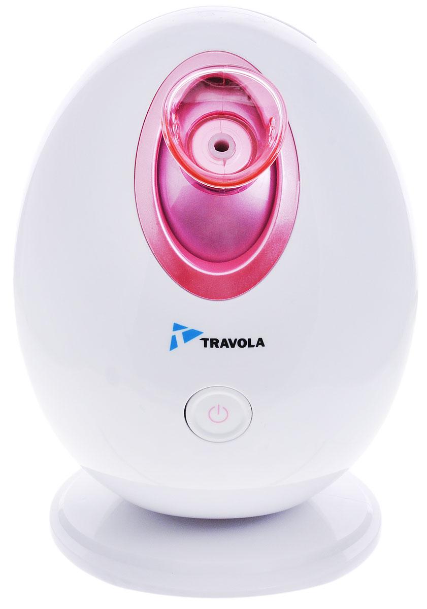 Travola AH8554 cауна для лицаAH8554Сауна для лица Travola AH8554 обеспечит должный уход за вашей кожей. Данная модель активирует гидрофильные клетки для увлажнения кожи, ускоряет выработку коллагена в коже, способствует разглаживанию мелких морщинок, а также придает вашей коже гладкость и помогает впитывать питательные вещества. Помимо прочего, прибор может выравнивать цвет лица и успешно бороться с акне и угревой сыпью.Температура пара: 35 - 45°CРучка для переноскиLED-индикатор * Победитель номинации «Лучшая собственная торговая марка в сегменте ONLINE»Премия PRIVATE LABEL AWARDS (by IPLS) —международная премия в области собственных торговых марок, созданная компанией Reed Exhibitions в рамках выставки «Собственная Торговая Марка» (IPLS) 2016 с целью поощрения розничных сетей, а также производителей продовольственных и непродовольственных товаров за их вклад в развитие качественных товаров private label, которые способствуют росту уровня покупательского доверия в России и СНГ.