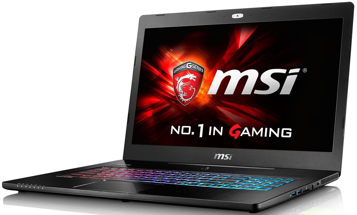 MSI GS72 6QE-437RU Stealth Pro, BlackGS72 6QE-437RUMSI GS72 6QE - мощный игровой ноутбук, внутри которого самые продвинутые мобильные комплектующие. Skylake - это кодовое имя новой 14-нм микроархитектуры процессоров Intel последнего, 6-го поколения. По сравнению с предыдущими поколениями платформа Skylake обладает сниженным энергопотреблением при повышенной производительности. Свободно переключайтесь между режимами Sport, Comfort и Green за счёт совершенно новой функции SHIFT, которая, подобно коробке передач автомобиля, даёт вам контроль над состоянием ноутбука, расставляя приоритеты между производительностью (скорость), громкостью работы системы охлаждения (громкость выхлопа) и энергопотреблением (расход); максимальная мощность, разумный баланс или тишина и более длительное время автономной работы, и выставляйте нужный режим с помощью SHIFT, используя комбинацию Fn + F7 или программу Dragon Gaming Center. Вы сможете достичь максимально возможной производительности вашего ноутбука...