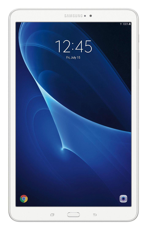 Samsung Galaxy Tab A 10.1 SM-T580, WhiteSM-T580NZWASERПланшетный компьютер Samsung Galaxy Tab A 10.1 привлекает своей компактностью в сочетании с производительностью. В тонком корпусе с классическим дизайном уместилась достойная начинка: восьмиядерный процессор Samsung Exynos 7 Octa 7870 с тактовой частотой 1,6 ГГц и 2 ГБ оперативной памяти. За качественное изображение отвечает яркий и сочный 10-дюймовый экран с разрешением 1920x1200. Удобный размер планшета позволяет использовать его с одинаковым комфортом и для чтения книг, и для интернет-серфинга, и для развлечений. Точная автофокусировка помогает основной камере 8 Мпикс справиться со съемкой движущихся предметов и получить четкий снимок. Фронтальная камера 2 Мпикс придет на помощь, если нужно сделать автопортрет. Данная модель одинаково подходит как для взрослых, так и для детей. Встроенный таймер ограничивает время, проведенное ребенком за планшетом, а разнообразный увлекательный и образовательный контент поможет малышу провести время с...