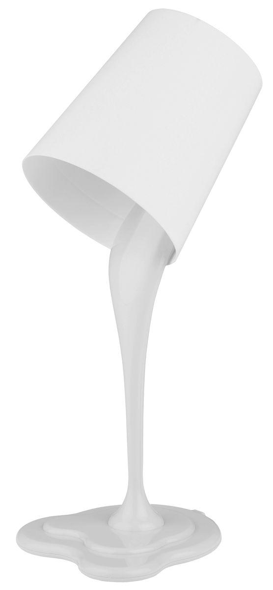 Настольный светильник ЭРА NE-306-E27-25W-W, цвет: белыйNE-306-E27-25W-WСветильник предназначен для использования с компактной люминесцентной лампой (КЛЛ), которая обеспечивает экономию электроэнергии до 70%. Выключатель на проводе. Оригинальный современный дизайн станет украшением интерьера.