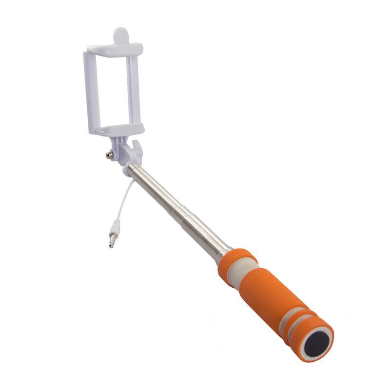 Rekam SelfiPod S-350R, Orange монопод для селфи