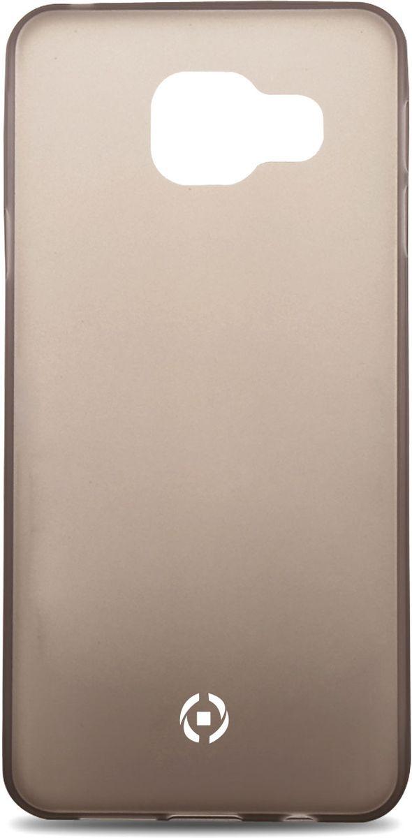 Celly Frost чехол для Samsung Galaxy A3 2016, GreyFROST534BKМаксимальная защита с минимальной толщиной. Мягкий и тонкий чехол Celly Frost для Samsung Galaxy A3 2016 идеально защитит смартфон от ударов, падений и царапин. Благодаря толщине 0,3 мм он практически не увеличивает размер вашего телефона.