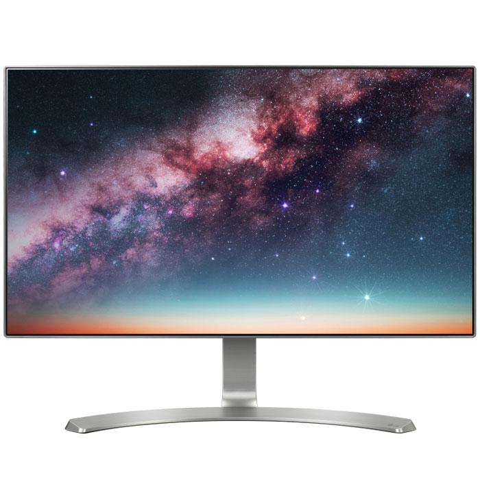 LG 24MP88HV-S, Silver монитор24MP88HV-SВсе четыре рамки монитора LG 24MP88HV-S чрезвычайно тонкие для максимального увеличения области просмотра. Сочетание плавных линий и надежной конструкции с изогнутым экраном. Красота ArcLine — изюминка этого монитора. IPS-дисплей и цветовой охват более 99% пространства sRGB обеспечивает реалистичную цветопередачу, позволяющая создать эффект присутствия. Благодаря отсутствию мерцания и режиму чтения вы можете обеспечить максимально удобный просмотр, защитив свои глаза от вредного синего света и уменьшив мерцание почти до нуля. Функция стабилизации черного цвета (Black Stabilizer) распознает самые темные участки изображения и делает их светлее. Технология MAXXAUDIO обеспечивает чистый и качественный звук. Благодаря меню OnScreen Control (Элементы управления на экране) и My Display Presets (Настройки Мой дисплей) вы можете легко настроить параметры монитора несколькими щелчками мышью. Функция разделения...