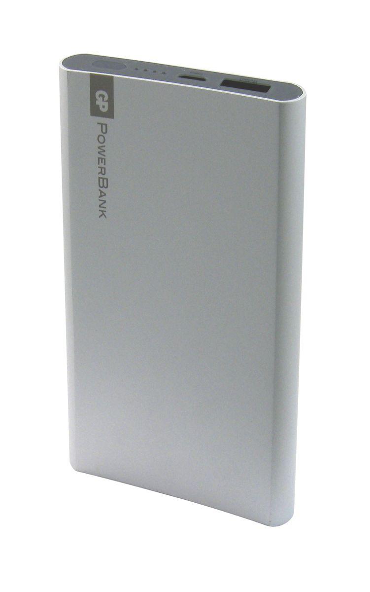 GP GPFP05MSE-2CRB1, Silver внешний аккумулятор (5000 мАч)