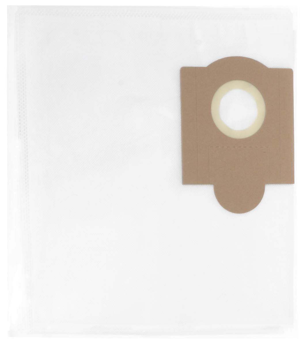 Filtero KRS 30 Pro комплект пылесборников для промышленных пылесосов, 5 штKRS 30 (5) ProМешки для промышленных пылесосов Filtero KRS 30 Pro, трехслойные, произведены из синтетического микроволокна MicroFib. Прочность синтетических мешков Filtero KRS 30 Pro превосходит любые бумажные мешки-аналоги, даже если это оригинальные бумажные мешки всемирно известных марок. Вы можете быть уверены: заклепки, гвозди, шурупы, битое стекло, острые камни и прочее не смогут прорвать мешки Filtero Pro. Мешки Filtero Pro не боятся влаги, и даже вода, попавшая в мешок, не помешает вам произвести качественную уборку! Мешки Filtero Pro предназначены для уборки пыли класса М. Подходят для следующих моделей пылесосов: BORT: BSS 1230 HITACHI: WDE 3600 KRESS: 1200 NTX EA NTS 1100