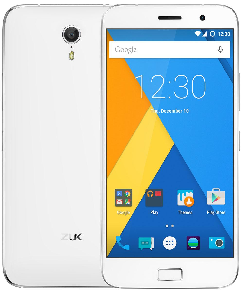 Lenovo ZUK Z1 (Z1221), WhitePA2E0029RUСмартфон Lenovo ZUK Z1 оснащен аккумулятором емкостью 4100 мАч, что идеально подходит для тех, кто ведет активный стиль жизни. Общаетесь ли вы в социальных сетях или играете, киноман или просто завсегдатай чатов, смартфон никогда не затормозит ваш образ жизни. Умный сканер отпечатков пальцев защитит личные данные и обеспечит безопасность при покупках онлайн. Сканер может распознавать отпечатки пальцев не только владельца — смартфоном могут пользоваться члены семьи и друзья. 5,5-дюймовый дисплей с разрешением Full HD (1920 x 1080) позволит играть, просматривать фотографии и видео с максимальным качеством. Экран обладает углами обзора почти в 180° — идеально подходит, чтобы делится впечатлениями с друзьями. Экран имеет сверхпрочное стекло, устойчивое к царапинам и сколам. Задняя 13 Мпикс камера Lenovo ZUK Z1 со скоростным автофокусом и двухцветной светодиодной вспышкой позволит запечатлеть самые захватывающие моменты в жизни...