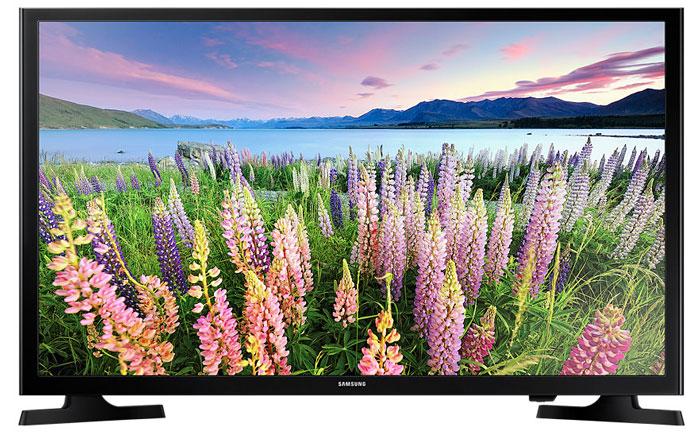 Samsung UE32J5205AKX телевизорUE32J5205AKXRUТеперь еще больше деталей в каждой сцене с Full HD телевизором Samsung UE32J5205AKX. Благодаря двухкратному увеличению разрешения по сравнению с разрешением обычных HD телевизоров. Full HD телевизор Samsung UE32J5205AKX подарит вам необыкновенный захватывающий мир. Получите новые впечатления от любимых фильмов и ТВ программ. Smart приложения сделают жизнь более увлекательной и комфортной: шеф-повару понравится приложение с рецептами блюд, а любители спорта оценят новые динамичные спортивные приложения. Для тех, кто хочет быть в форме созданы фитнес-приложения, для детей – образовательные. Игроманы будут в восторге от игровых приложений, управляемых с помощью мобильных устройств. Технология расширения цветового охвата (Wide Colour Enhancer) использует улучшенный алгоритм для повышения качества изображения. Это позволяет показать ранее неразличимые детали и обеспечивает реалистичную цветопередачу. Функция ConnectShare позволит легко...