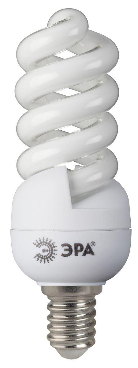 ЭРА SP-M-12-842-E14 яркий белый светC0042411ЭРА SP-M-12-842-E14 относится к серии ECONOMY - традиционные энергосберегающие лампы, экономят до 80% электроэнергии и на 20% сокращают коммунальные платежи. Преимущество данных ламп: Служат в 10 раз дольше по сравнению с обычной лампой накаливания. Сопоставимые размеры с обычной лампой накаливания. Мгновенное включение и быстрый разогрев лампы. Увеличение срока службы. Широкий диапазон применения в различных светильниках, где используется лампа накаливания. Отсутствие искажения цвета освещаемых объектов. Повышается светоотдача на 20%. Больше света, чем у обычных энерголамп.