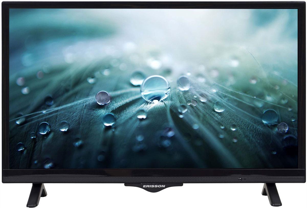 Erisson 24 LES 76 T2 телевизор24LES76T2Телевизор Erisson 24LES76T2 с насыщенной цветопередачей изображения, разрешением HD и широкими углами обзора. Источником сигнала для качественной реалистичной картинки могут служить не только цифровые эфирные и кабельные каналы, но и любые записи с внешних носителей, благодаря универсальному встроенному USB-медиаплееру. Формат экрана: 16:9 Контрастность: 1200:1 Яркость: 220 кд/м2 Угол обзора: 178°/178°