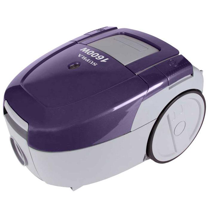 Supra VCS-1603, Violet пылесос