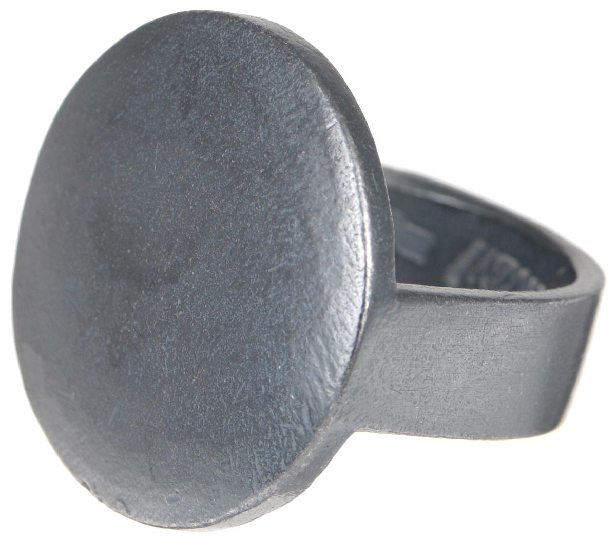 Кольцо Jenavi Mona. Сотиле, цвет: серый. k479o090. Размер 19k479o090Оригинальное кольцо от Jenavi Mona. Сотиле изготовлено из качественного металла с покрытием из черного оксида. Внутренняя сторона изделия оформлена тисненой надписью с названием бренда. Такое стильное кольцо сделает ваш образ интересным и подчеркнет вашу индивидуальность.