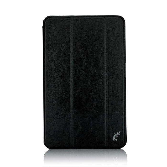 G-case Slim Premium чехол для Samsung Galaxy Tab A 10.1, BlackGG-734Чехол G-case Slim Premium для планшета Samsung Galaxy Tab A 10.1 надежно защищает ваше устройство от случайных ударов и царапин, а так же от внешних воздействий, грязи, пыли и брызг. Крышку можно использовать в качестве настольной подставки для вашего устройства. Чехол приятен на ощупь и имеет стильный внешний вид. Он также обеспечивает свободный доступ ко всем функциональным кнопкам планшета и камере.
