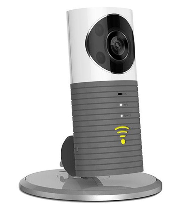 IVUE Dog-1W, Grey камера видеонаблюденияDOG-1W-GREYУмная беспроводная камера IVUE Dog-1W с детектором движения. Широкое основание дает возможность поворота на 360 градусов. Скучаете по семье? Где бы вы не находились, вы сможете их увидеть. Наблюдайте за вашим магазином, пока вы дома. Опасаетесь проникновения воров? При возникновении движения изображения будут зафиксированы автоматически и будут храниться в облаке. А сигнал тревоги поступит на ваш мобильный телефон. При каждом движении вы получите по 3 снимка. В облаке хранится последние 99 таких случаев, который всегда доступны вам по желанию. Вы можете общаться со своими домашними животными находясь на работе. А так же вы можете делиться лучшими моментами запечатлёнными на камеру, отправляя их вашей семье или друзьям. Изображение высокого разрешения и двухсторонний разговор дает вам возможность приглядывать за вашим магазином пока вы заняты другими делами.Двусторонний разговор:Встроенный чувствительный микрофон и цифровая фильтрация шумов позволяет вам слышать как в реальной жизни.Оптика высокого разрешения:Оптика высокого разрешения делает изображение более отчетливым. Используя F2.2 диафрагму, высокое разрешение днем и ночью, устройство подстраивается под среду, что делает изображение более отчетливым.Интеллектуальный просмотр записи:MicroSD карта автоматически записывает на себя видео. Используя временную шкалу вы можете наблюдать прекрасные моменты по желанию.