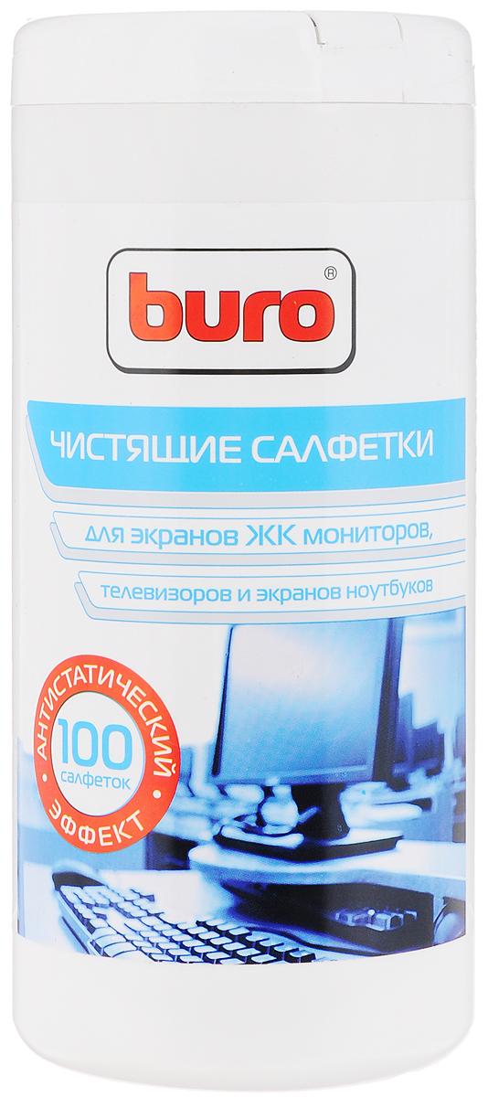 Buro BU-Tscreen салфетки чистящие (100 шт.)