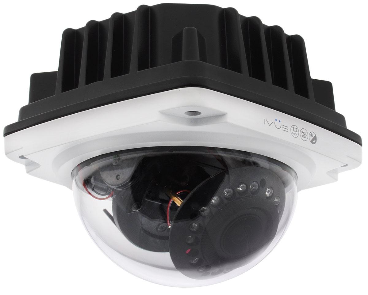 IVUE NV332-P камера видеонаблюденияNV332-PШирокий динамический диапазон (WDR) - это специальная технология в видеокамерах IVUE NV332-P, позволяющая вести съёмку в сложных условиях неравномерного освещения частей изображения, передающая всю яркость объектов и контраст картинки. Детектор движения - специальный датчик, отслеживающий изменения градиента разницы между кадрами во времени. Видеокамеры и видеорегистраторы с датчиком движения могут вести предзапись до определённого события, такого как обнаружение движения, что существенно сокращает объёмы записанной информации, экономит электроэнергию, а так же облегчает дальнейший поиск событий при монтаже видеозаписей. Маска приватности - функция в настройках видеокамер IVUE NV332-P, нужная для того чтобы скрыть отдельную область, за которой в виду её отношения к частной жизни, видеонаблюдение вестись не должно. Функция позволяет вести видеонаблюдение без нарушения законодательства о частной жизни. ИК подсветка для съемки в темноте ...