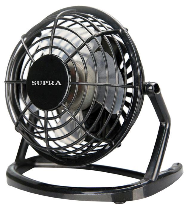 Supra VS-10USB, Black вентилятор
