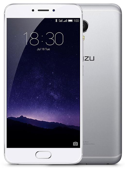 Meizu MX6, Silver WhiteMZU-M685H-32-SWДвухсимочный смартфон Meizu MX6 на базе Android 6 c фирменной 64-битной оболочкой Flyme 5 обладает 5.5 сенсорным IPS-экраном от Sharp с разрешением Full HD 1920х1080 точек. За производительность смартфона отвечает центральный 10-ядерный процессор Helio X20 и графический процессор ARM Mali-T880. Смартфон оснащен 12 Мпикс камерой с 6-элементной линзой, панорамным объективом и двухцветовой вспышкой. Mediatek Helio X20 является 64-битным 10-ядерным процессором, изготовленным по 20нм-процессу. Он работает со стабильной частотой и эффективно минимизирует утечку энергии. Графический процессор ARM Mali-T880 также имеет высочайшую производительность и помогает поддерживать стабильную частоту кадров даже после продолжительной игры. В сочетании с передовой 64-разрядной Flyme OS 5, Meizu MX6 предлагает наилучшую реальную производительность и невероятный опыт эксплуатации, среди смартфонов, когда-либо созданных Meizu ранее. Снимки производятся с...