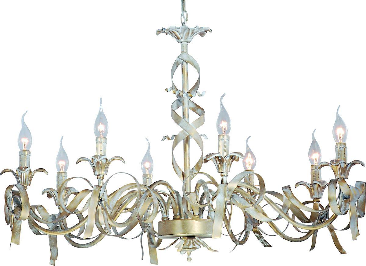 Светильник подвесной Arte Lamp OLIVIA A1018LM-8GAA1018LM-8GA