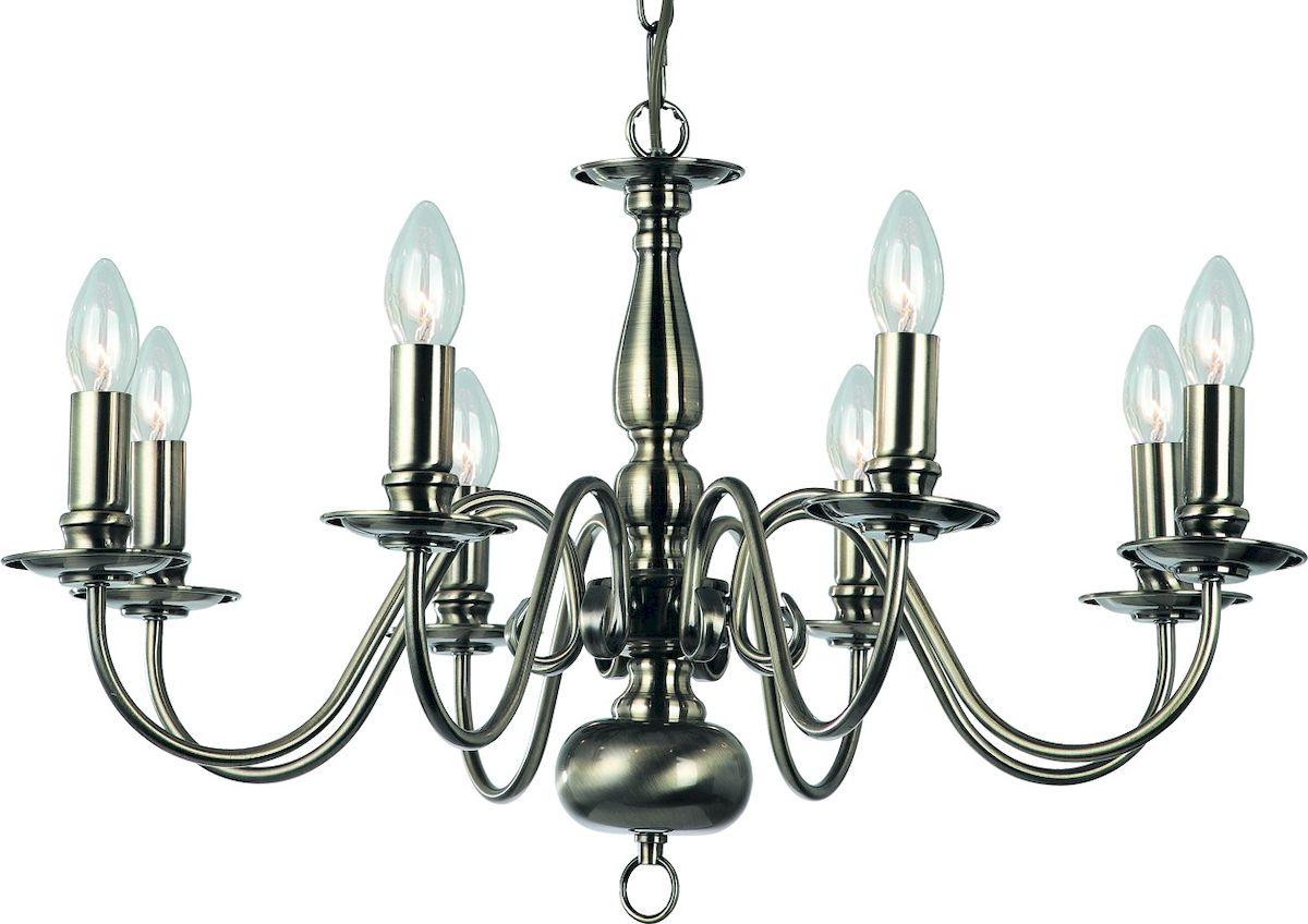 Светильник подвесной Arte Lamp Antwerpen A1029LM-8ABA1029LM-8AB