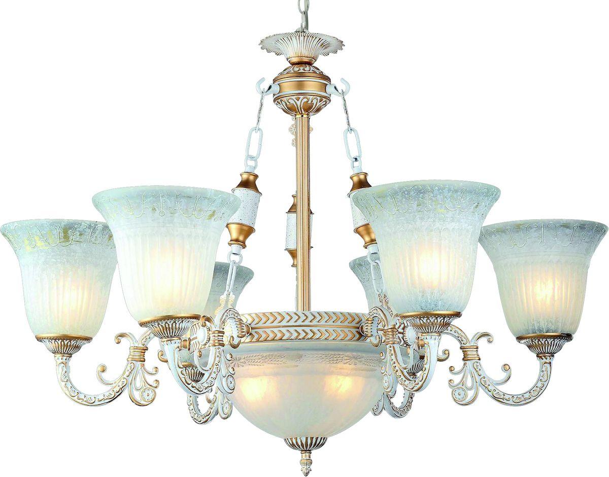 Светильник подвесной Arte Lamp DELIZIA A1032LM-6-3WGA1032LM-6-3WG