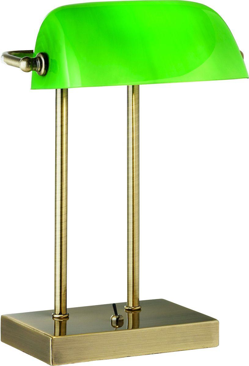 Светильник настольный Arte Lamp Bank A1200LT-1ABA1200LT-1AB