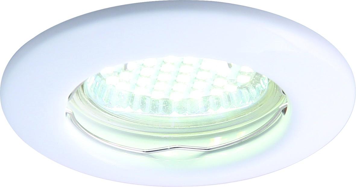 Светильник потолочный Arte Lamp PRAKTISCH A1203PL-1WH