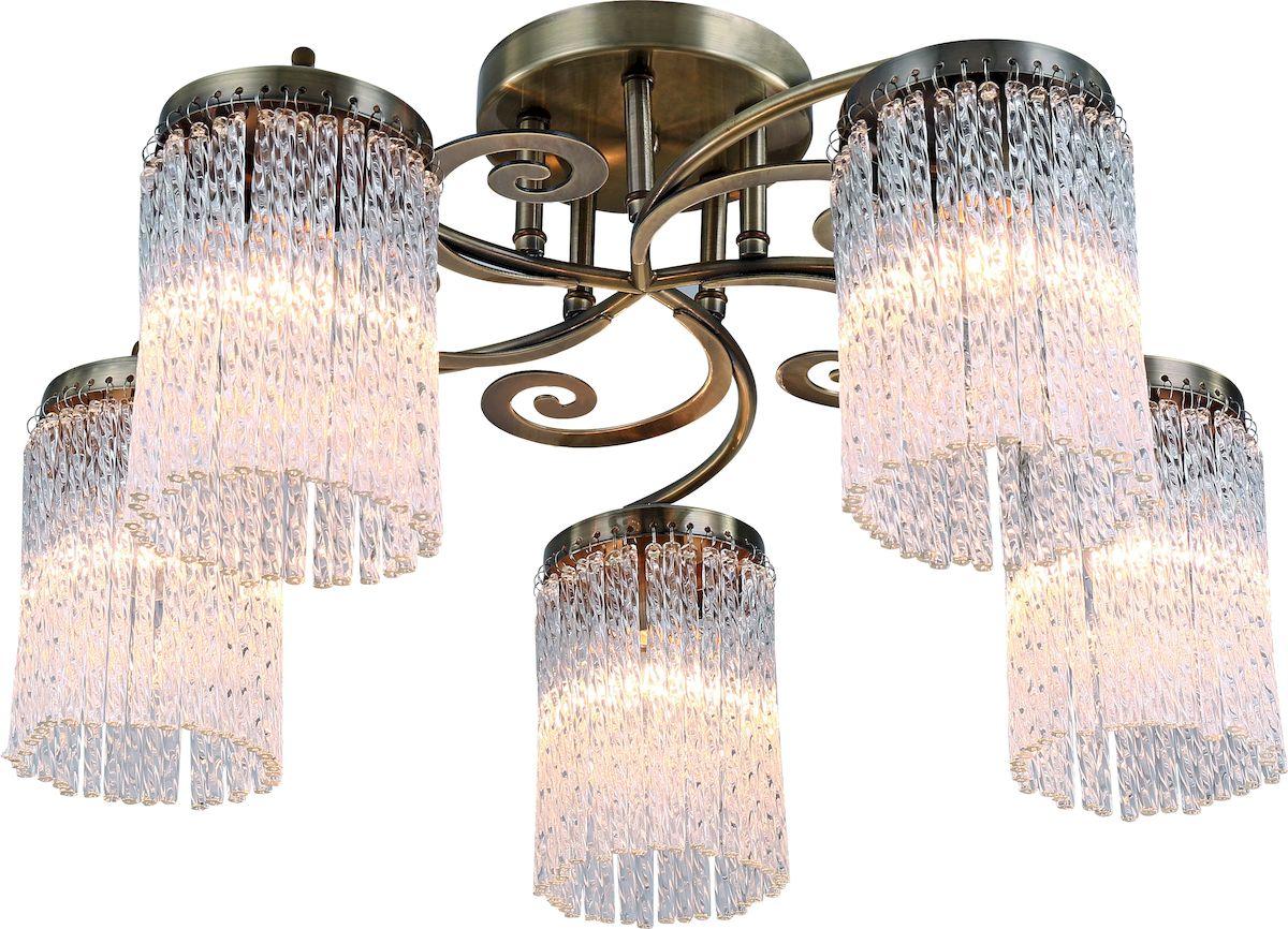 Светильник потолочный Arte Lamp SPRUZZO A1576PL-5ABA1576PL-5AB