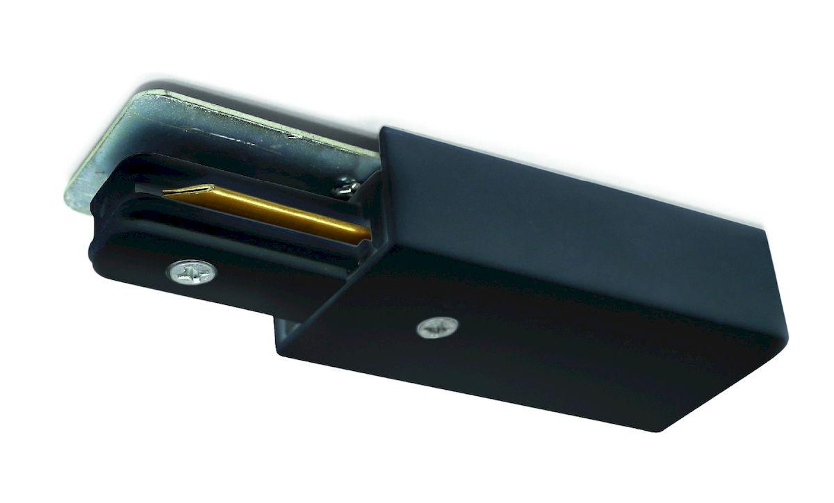 Коннектор-токоподвод для шинопровода (Трека) Arte Lamp A160006