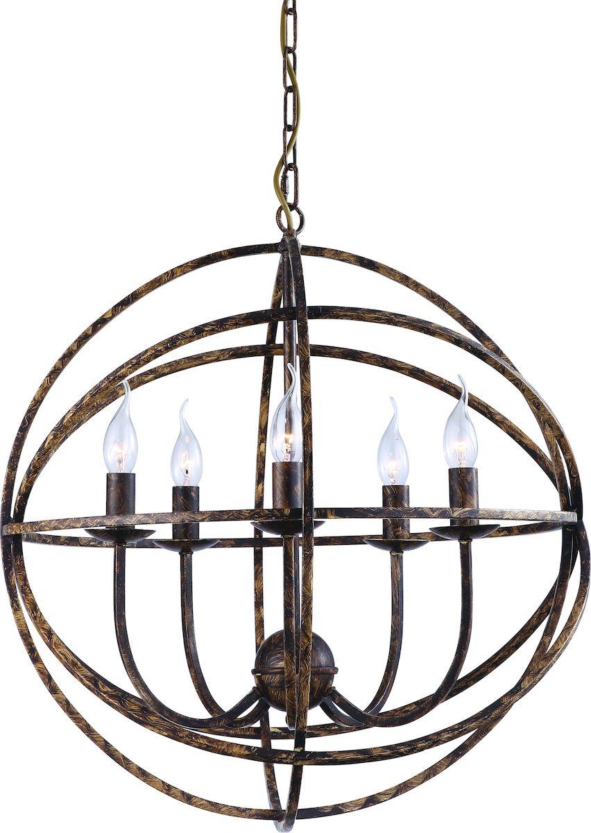 Светильник подвесной Arte Lamp Kopernik A1703SP-5BRA1703SP-5BR