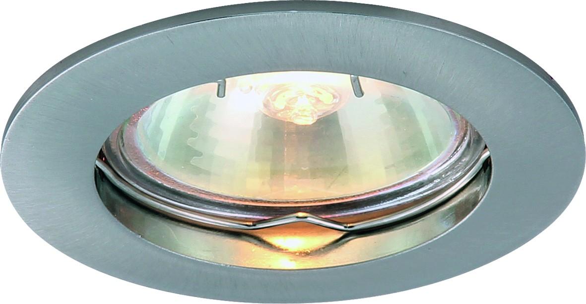 Светильник потолочный Arte Lamp Basic A2103PL-1SS