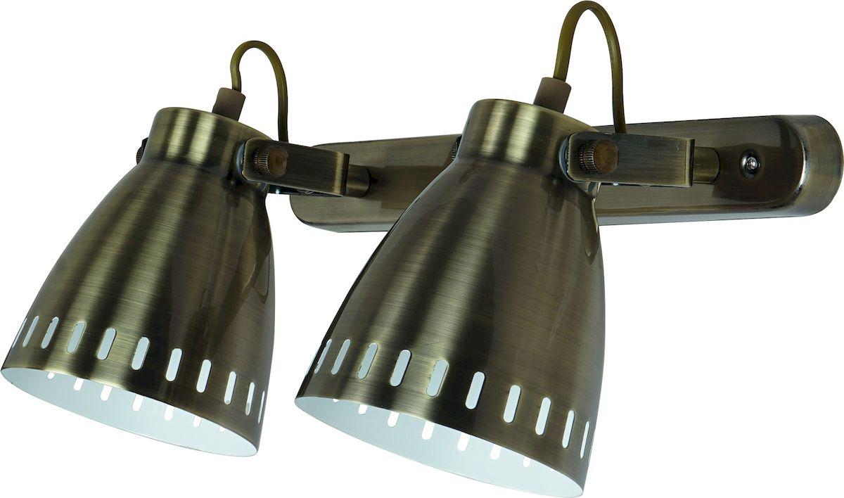Светильник настенный Arte Lamp LUNED A2214AP-2ABA2214AP-2AB