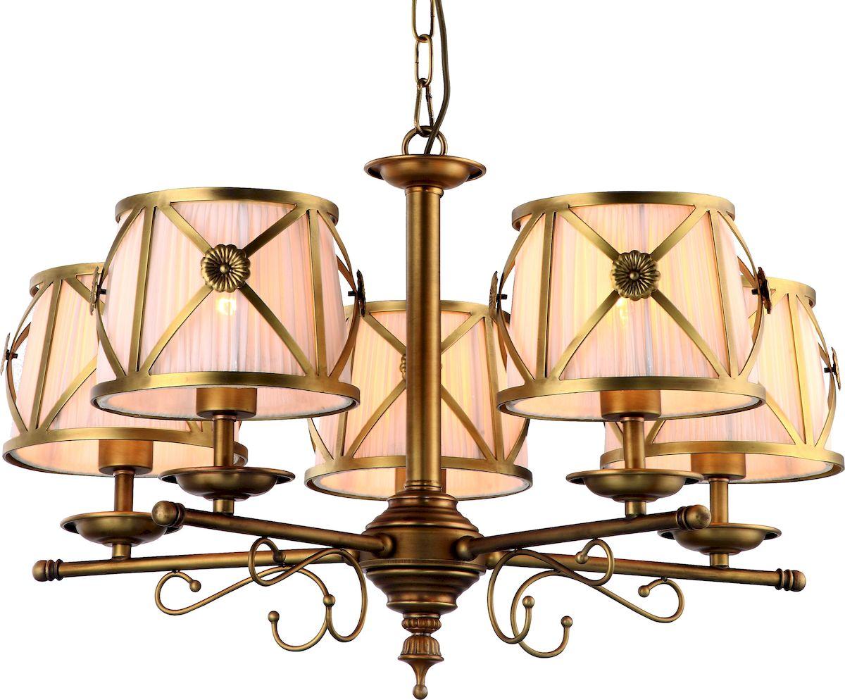 Светильник подвесной Arte Lamp CHIC A2806LM-5SRA2806LM-5SR