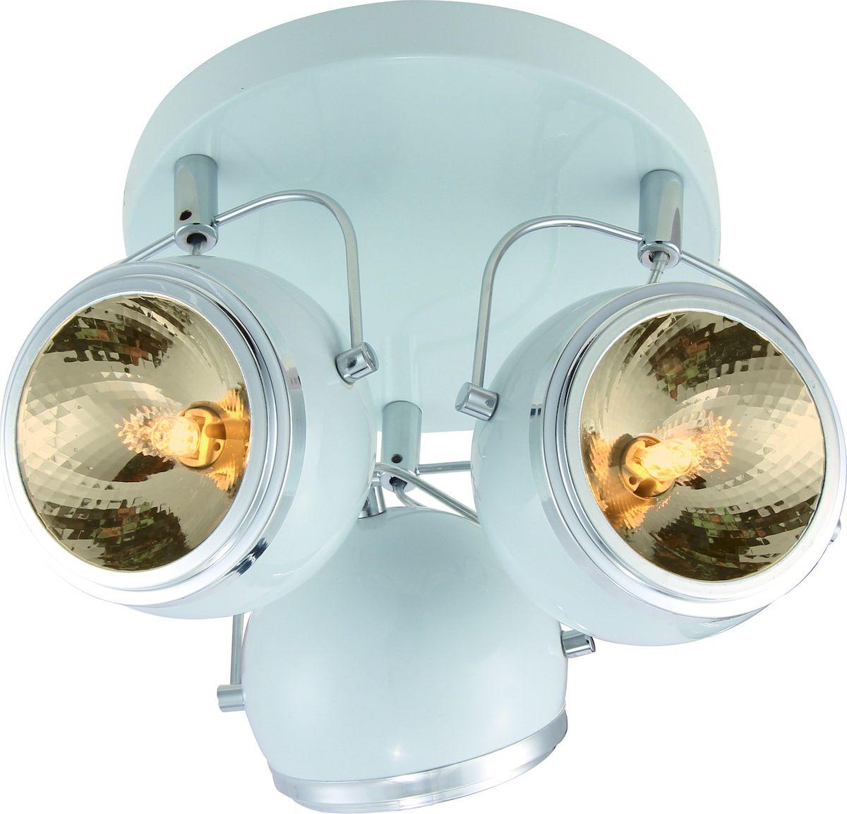 Светильник потолочный Arte Lamp ORBITER A4508PL-3WHA4508PL-3WH