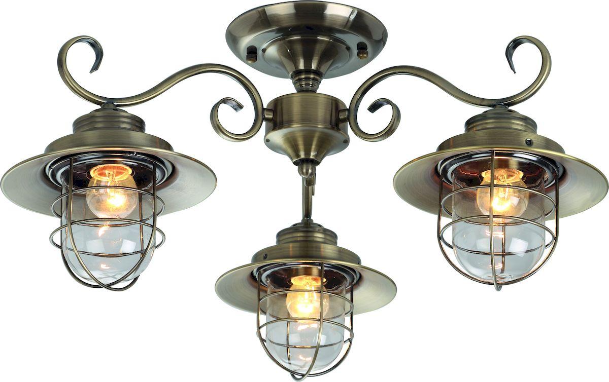 Светильник потолочный Arte Lamp LANTERNA A4579PL-3ABA4579PL-3AB