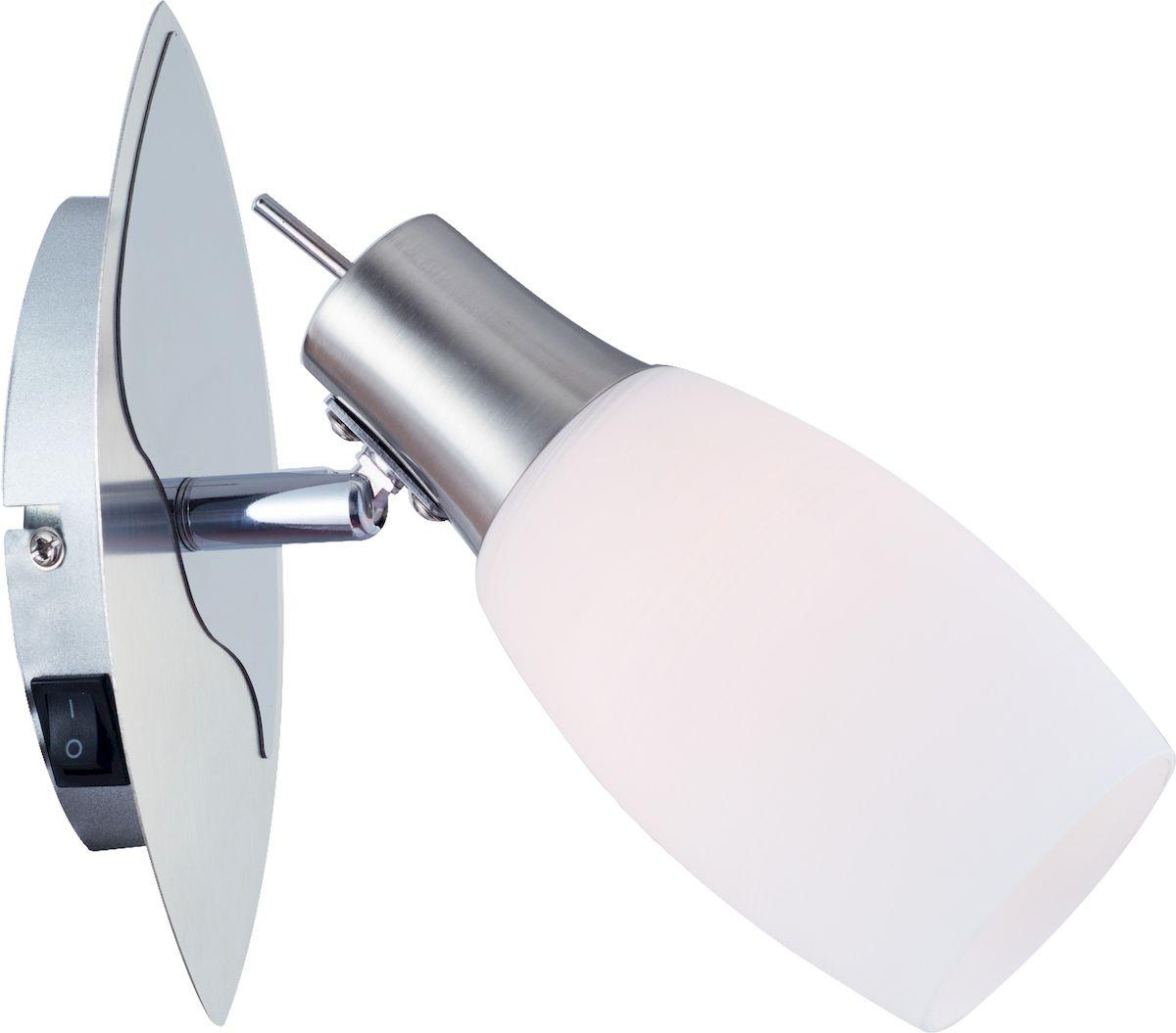 Светильник настенный Arte Lamp VOLARE A4590AP-1SSA4590AP-1SS