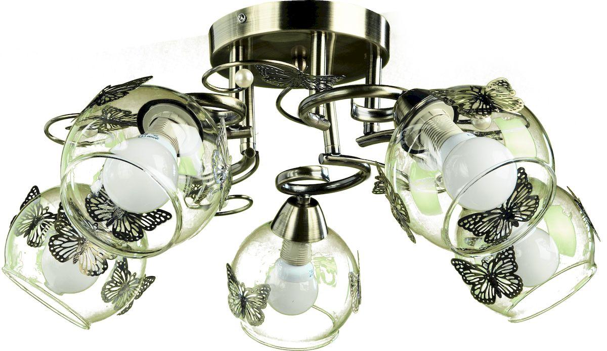 Светильник потолочный Arte Lamp ALESSANDRA A5004PL-5ABA5004PL-5AB