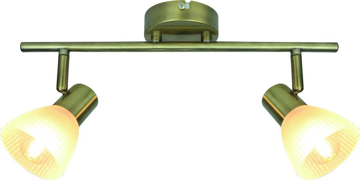 Светильник настенный Arte Lamp Parry A5062AP-2ABA5062AP-2AB