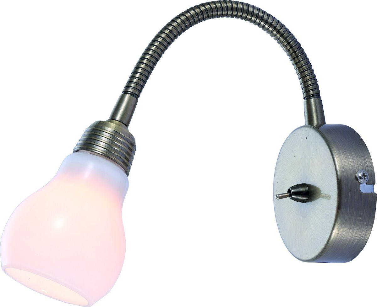 Светильник настенный Arte Lamp LETTURA A5271AP-1ABA5271AP-1AB