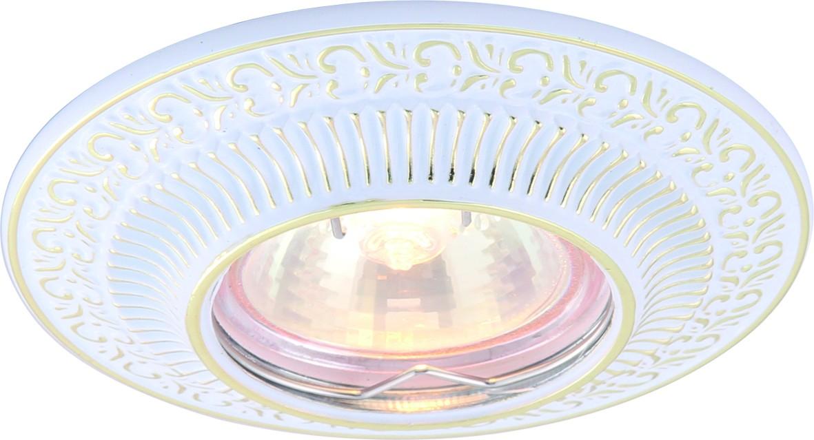 Светильник потолочный Arte Lamp Occhio A5280PL-1WG