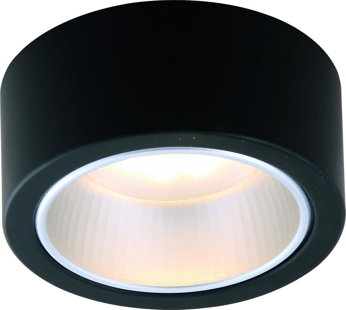 Светильник потолочный Arte Lamp EFFETTO A5553PL-1BKA5553PL-1BK