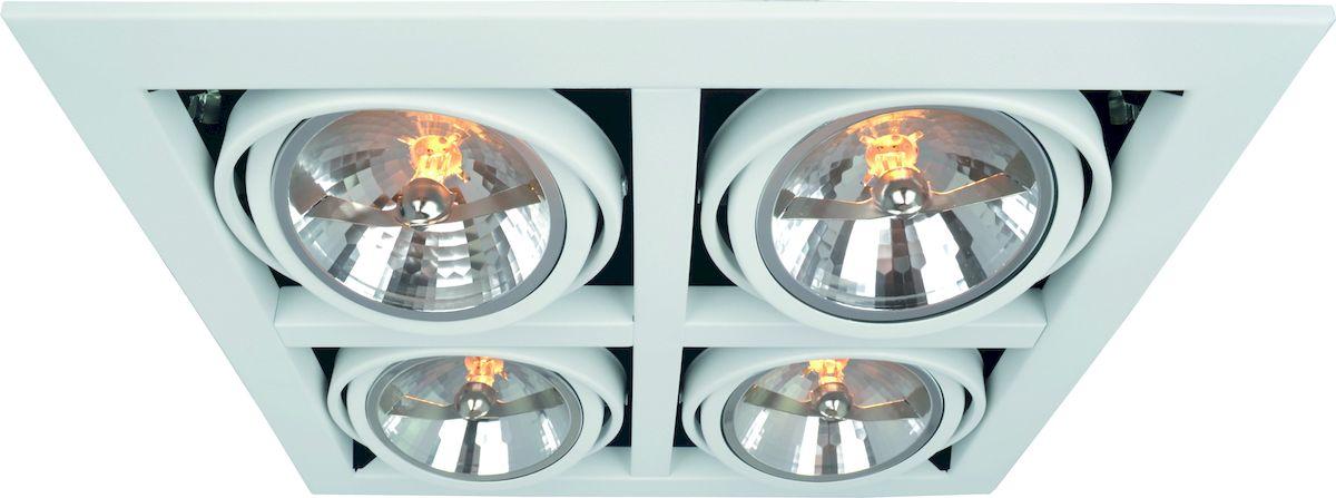Светильник потолочный Arte Lamp CARDANI A5935PL-4WHA5935PL-4WH