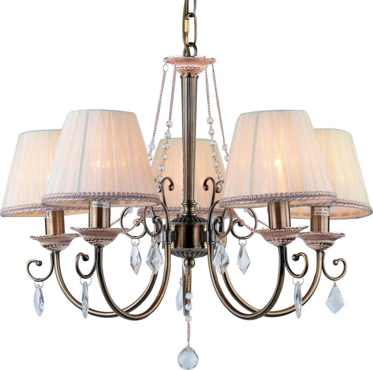 Светильник подвесной Arte Lamp VIVIDO A6021LM-5ABA6021LM-5AB
