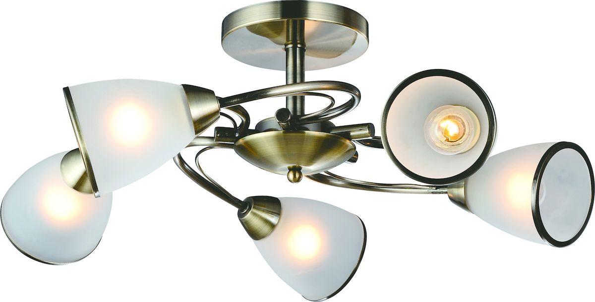Светильник потолочный Arte Lamp INNOCENTE A6056PL-5ABA6056PL-5AB