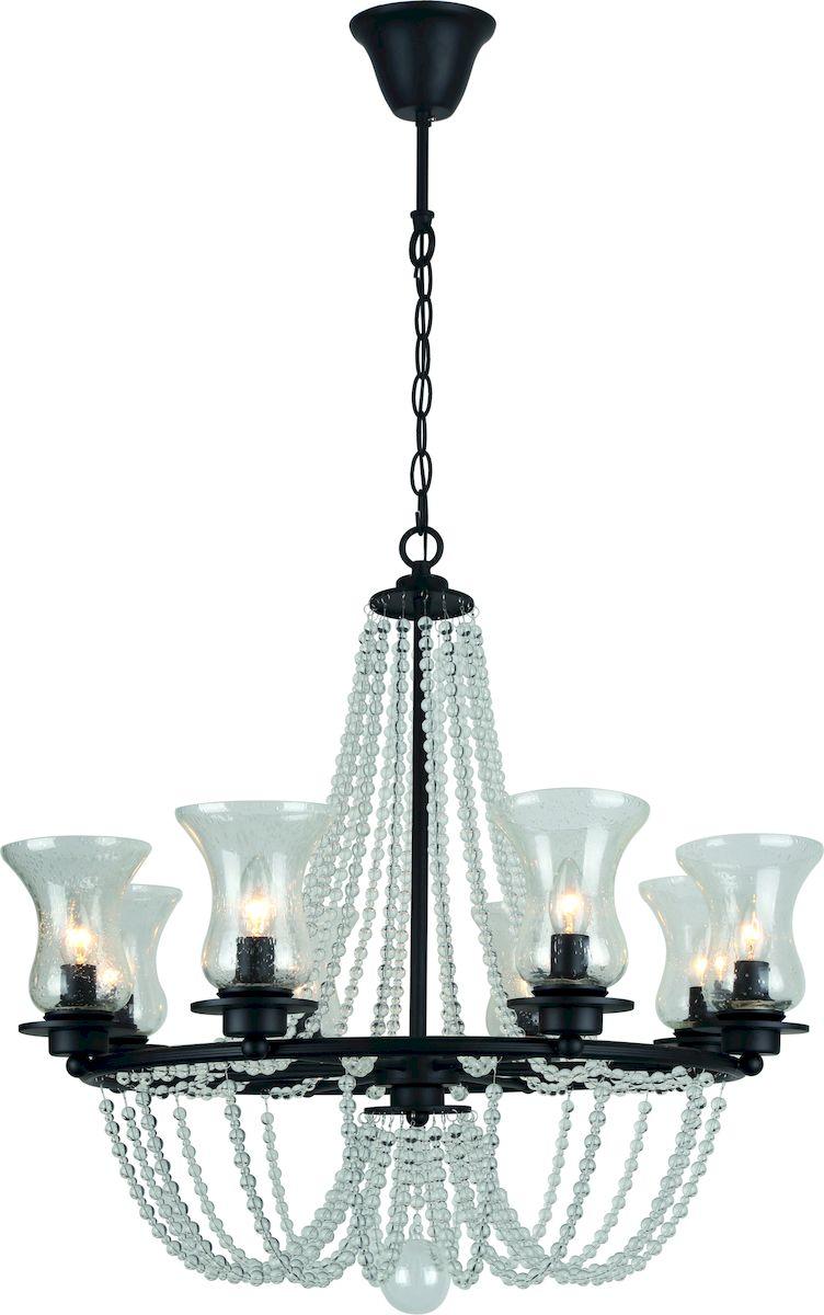 Светильник подвесной Arte Lamp MALIA A6586LM-8BKA6586LM-8BK