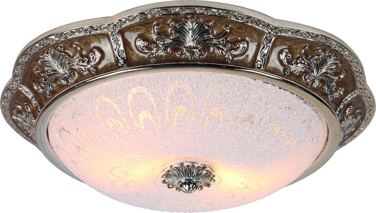 Светильник потолочный Arte Lamp TORTA LUX A7137PL-2CR  накладной светильник arte lamp torta lux a7137pl 2cr