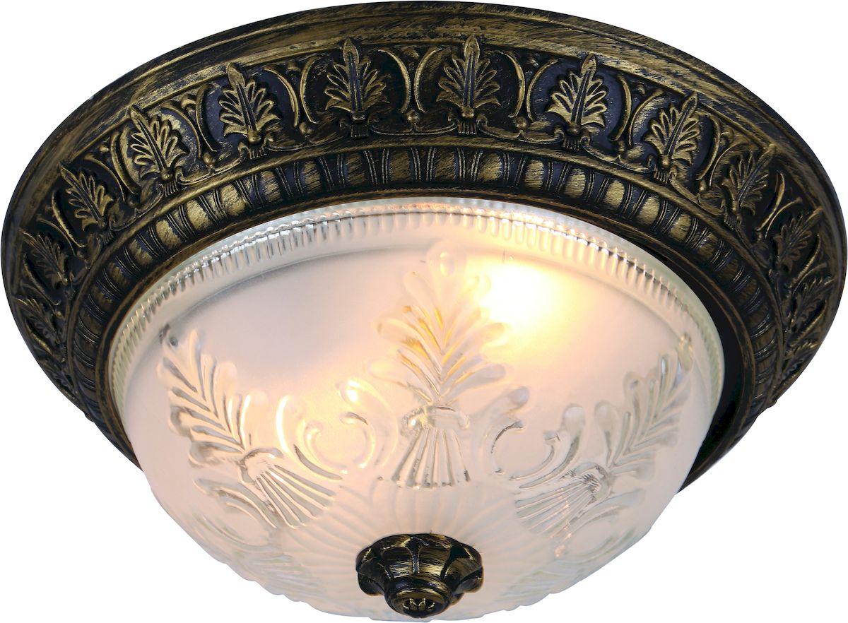 Светильник настенно-потолочный Arte Lamp Piatti A8005PL-2BNA8005PL-2BN