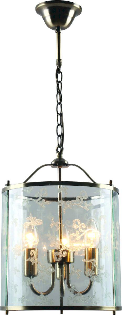 Светильник подвесной Arte Lamp Bruno A8286SP-3ABA8286SP-3AB